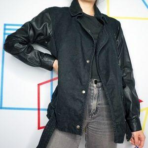 WILFRED FREE Utility Style Jacket